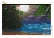 Island Beach Carry-all Pouch by Corey Ford