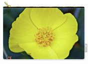 Island Bush Poppy In Rancho Santa Ana Botanic Garden In Claremont-california  Carry-all Pouch