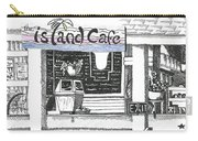 Island Cafe Carry-all Pouch