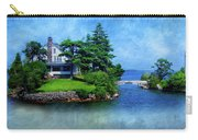 Island Home With Bridge - My Happy Place Carry-all Pouch