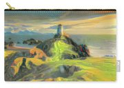 Island Lighthouse Carry-all Pouch