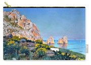Island Of Capri - Gulf Of Naples Carry-all Pouch