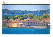 Island Of Krapanj Waterfront View Carry-all Pouch