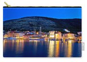 Island Of Vis Evening View Carry-all Pouch