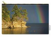 Island Rainbow Carry-all Pouch