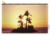 Island Silhouette Carry-all Pouch