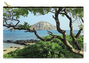 Island Through The Trees Carry-all Pouch