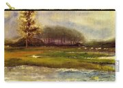 Islands On The River Carry-all Pouch