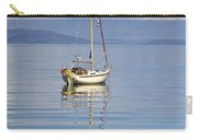 Isle Of Colonsay, Scotland Sailboat On Carry-all Pouch
