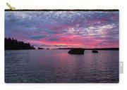 Isle Royale Belle Isle Dawn Carry-all Pouch