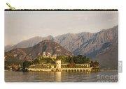 lake Maggiore, Borromean island, Piedmont Italy Carry-all Pouch