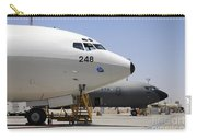 Israeli Air Force Boeing 707 Reem Carry-all Pouch