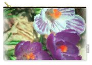 Ist Flowers In The Garden 2010 Carry-all Pouch