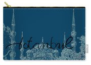 Istanbul Blue Mosque Carry-all Pouch