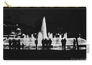 Istanbul Fountain Lights Carry-all Pouch