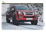 Isuzu In The Snow Carry-all Pouch