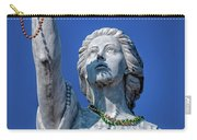 It Is All About The Beads-nola Carry-all Pouch