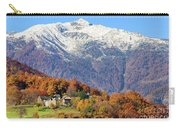 Italian Alps Carry-all Pouch
