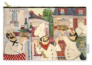 Italian Chefs-jp3042 Carry-all Pouch