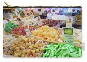 Italian Farmers Market Dried Fruits Carry-all Pouch