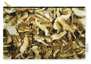 Italian Market Dried Mushrooms Carry-all Pouch