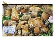 Italian Market Porcini Mushrooms  Carry-all Pouch