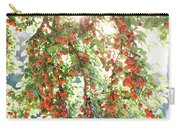 Italian Plum Tree Carry-all Pouch