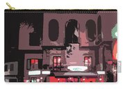 Italian Restaurant At Night Carry-all Pouch