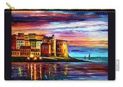 Italy - Liguria Carry-all Pouch