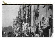 Italy: Naples, C1904 Carry-all Pouch
