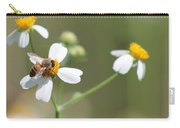Its A Bee's World Carry-all Pouch