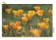 It's A Poppy Thing  Carry-all Pouch