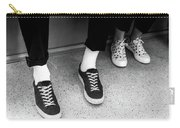 It's All Black And White Carry-all Pouch