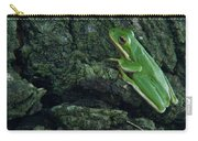 Its Hard To Be Green Carry-all Pouch