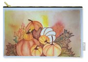 It's Pumpkin Time Carry-all Pouch