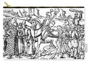 Ivan Iv Vasilevich (1530-1584) Carry-all Pouch