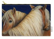 I've Got Your Back Carry-all Pouch by Pat Erickson