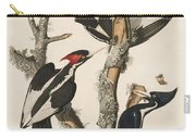 Ivory-billed Woodpecker Carry-all Pouch