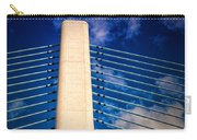 Ivory Tower At Indian River Inlet Carry-all Pouch