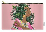 Ivy And Dashiki Carry-all Pouch