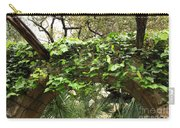 Ivy-covered Arch At The Alamo Carry-all Pouch