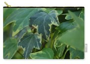 Ivy Greens Carry-all Pouch