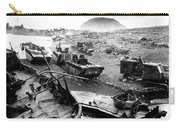 Iwo Jima Beach Carry-all Pouch