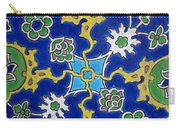 Iznik Tiles In Topkapi Palace Istanbul  Carry-all Pouch