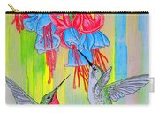 J-humming Bird Carry-all Pouch