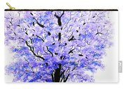 Jacaranda Time Carry-all Pouch