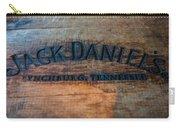 Jack Daniels Oak Barrel Carry-all Pouch