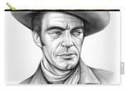 Cowboy Jack Elam Carry-all Pouch