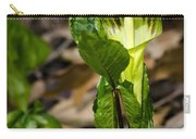 Jack In The Pulpit Carry-all Pouch