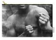 Jack Johnson (1878-1946) Carry-all Pouch by Granger